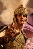 Römisches Kostüm Stockfotografie