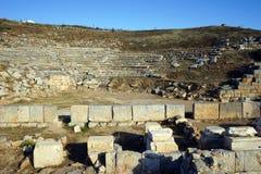 Römisches Theater lizenzfreie stockfotos
