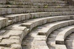 Römisches Theater Stockbild