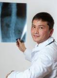 Röntgenstrålefotografi Arkivbilder