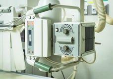 Röntgenstrålesystemmaskin Arkivbild