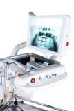 Röntgenstraal van tanden Stock Afbeelding
