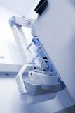 Röntgenstraaleenheid in het ziekenhuis Stock Afbeelding