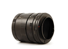 rör för f8orlängningsmakrocirkel Fotografering för Bildbyråer