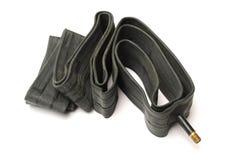 rör för rubber gummihjul Arkivbild