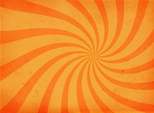 rörelse- gammal sidapapperstwirl Arkivfoto