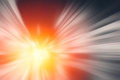 Rörelsesuddighet av blixtabstrakt begrepp för bakgrundsdesign Royaltyfri Fotografi