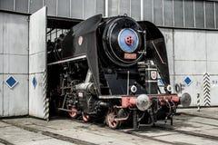 rörlig ånga för motor Royaltyfri Fotografi