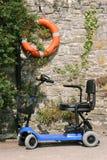 rörlighetssparkcykel Royaltyfri Foto