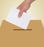 rösta Royaltyfri Bild