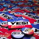 rösta ja royaltyfri fotografi