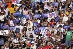 Rösta tidigt för presidents- ändring samlar Arkivfoto