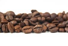 Röstkaffeebohnen Stockbild