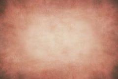 Rött abstrakt begrepp hand-målad tappningbakgrund arkivbilder