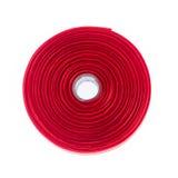 rött band Arkivfoto