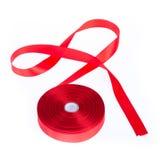 rött band Royaltyfria Bilder