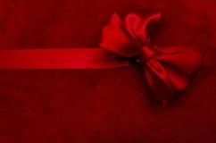 rött band royaltyfri fotografi
