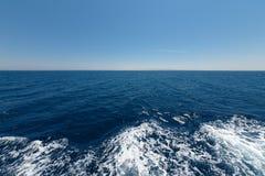 rött hav Royaltyfri Fotografi