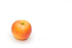 rött moget för äpple Arkivbilder