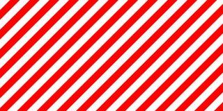 Rött och vit gör randig diagonalt tecknet, formatpåfyllningen royaltyfri illustrationer