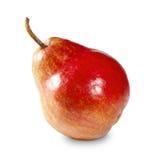 Rött päron Royaltyfri Bild