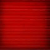 Rött papper med bandet Royaltyfri Bild