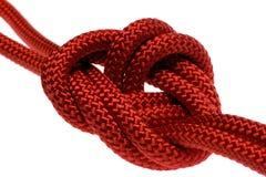 rött rep för apocryphal dubbel fnurra Royaltyfri Fotografi