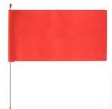 Rött sjunka att vinka på linda royaltyfria bilder