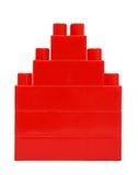 Rött stå hög Royaltyfri Fotografi
