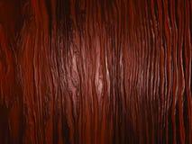 rött texturträ Royaltyfri Fotografi