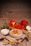 rött thai för curry Arkivfoto
