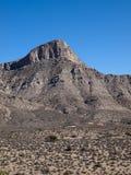 Rött vagga kanjonen nära Las Vegas Nevada Arkivbild
