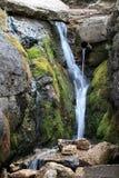 Rør och vattenfall Royaltyfri Fotografi