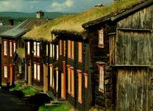 Røros, Norvegia Immagini Stock