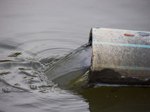 rørvatten Arkivbilder