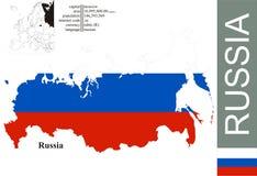 Rússia Fotografia de Stock Royalty Free