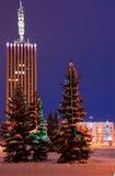 Rússia. Arkhangelsk. Fotos de Stock Royalty Free