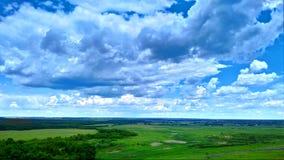 Rússia, Belgorod, condado fotografia de stock