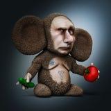 RÚSSIA - 26 de novembro Rússia lança o boicote turco do tomate no protesto no tiro do jato do russo Ilustração Imagens de Stock Royalty Free