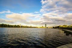 Rússia Ekaterinburg Foto de Stock