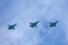 Rússia Moscou - 9 de maio de 2015 Victory Day Foto de Stock