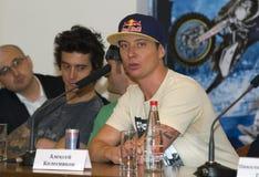Alexei Kolesnikov imagem de stock