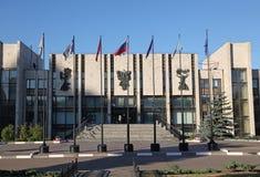 Rússia moscow Instituto do estado de MGIMO Moscou da construção das relações internacionais Imagem de Stock Royalty Free