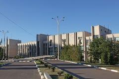 Rússia moscow Instituto do estado de MGIMO Moscou da construção das relações internacionais Fotografia de Stock Royalty Free