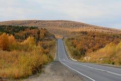 Rússia Murmansk Fotografia de Stock Royalty Free