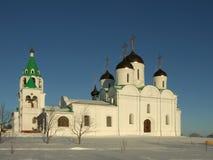Rússia. Murom. Catedral de Spaso-preobrazhenskiy Fotografia de Stock Royalty Free