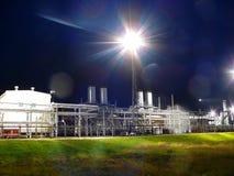 RÚSSIA, NADYM - 4 de setembro de 2007: Orporation GAZPROM do ¡ de Ð em Novy Imagem de Stock Royalty Free