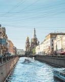 Rússia, St Petersburg, 29 05 2018 foto de stock royalty free