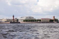 Rússia St Petersburg Paisagem da cidade St Petersburg Imagens de Stock