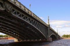 Rússia, St Petersburg, Troitsky Imagem de Stock Royalty Free